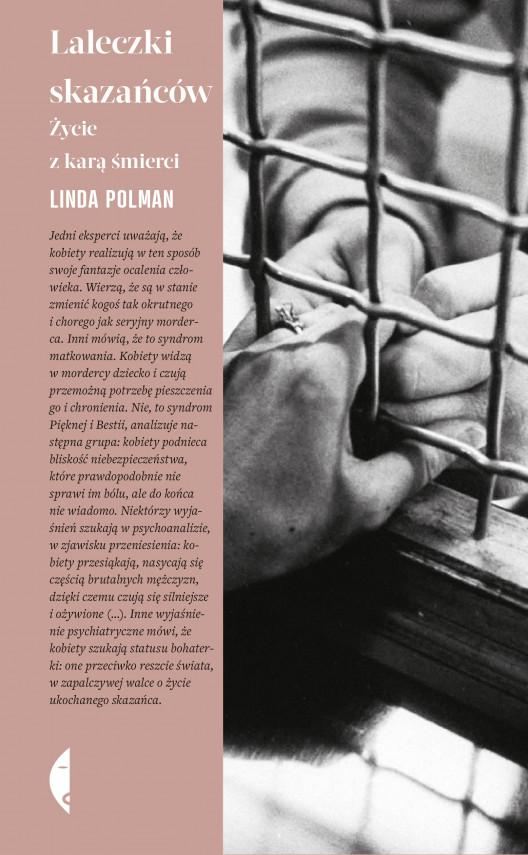 okładka Laleczki skazańców. Życie z karą śmierciebook | EPUB, MOBI | Linda Polman, Małgorzata Diederen-Woźniak