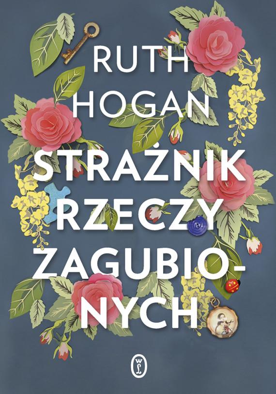 okładka Strażnik rzeczy zagubionychebook | EPUB, MOBI | Nina Dzierżawska, Ruth Hogan