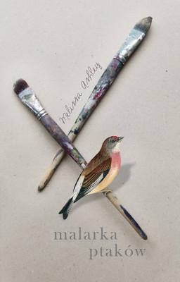 okładka Malarka ptaków, Ebook   Melissa Ashley