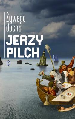 okładka Żywego ducha, Ebook   Jerzy Pilch