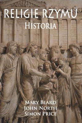 okładka Religie Rzymu, Ebook   Mary Beard, John North, Simon Price