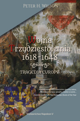 okładka Wojna trzydziestoletnia 1618-1648., Ebook | Peter H. Wilson