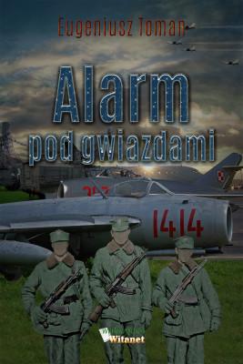 okładka Alarm pod gwiazdami, Ebook | Eugeniusz  Toman