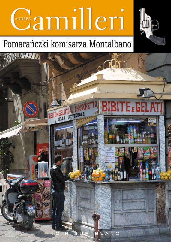 okładka Pomarańczki komisarza Montalbanoebook | EPUB, MOBI | Andrea Camilleri