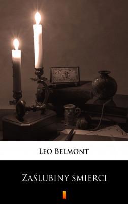 okładka Zaślubiny śmierci, Ebook | Leo Belmont