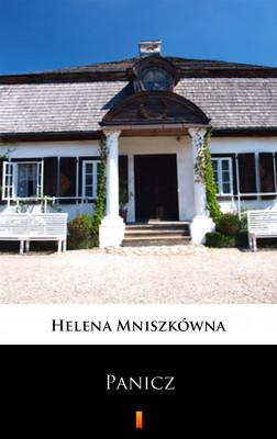 okładka Panicz, Ebook | Helena Mniszkówna