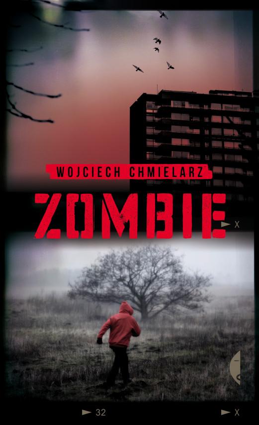 okładka Zombieebook   EPUB, MOBI   Wojciech Chmielarz