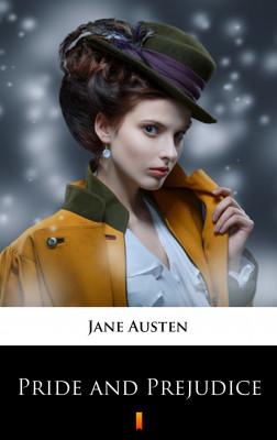 okładka Pride and Prejudice. A Novel, Ebook | Jane Austen