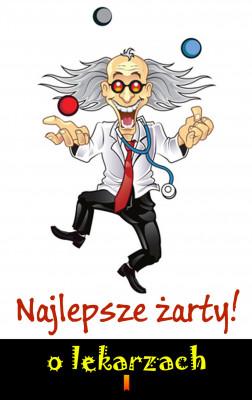 okładka Dobry Dowcip Nie Jest Zły. Najlepsze żarty o lekarzach, Ebook | autor zbiorowy