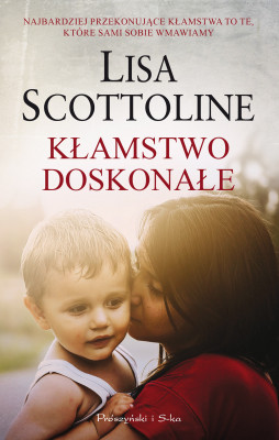 okładka Kłamstwo doskonałe, Ebook | Lisa Scottoline