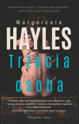 okładka Trzecia osoba, Ebook | Małgorzata Hayles