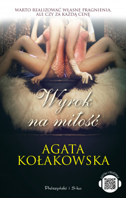 okładka Wyrok na miłość, Ebook | Agata Kołakowska