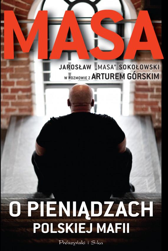 okładka Masa o pieniądzach polskiej mafiiebook   EPUB, MOBI   Artur Górski