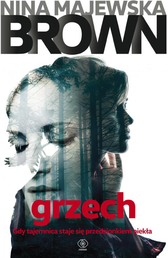 okładka Grzechebook | EPUB, MOBI | Nina Majewska-Brown
