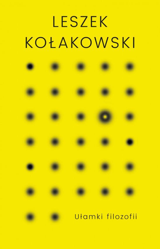 okładka Ułamki filozofiiebook | EPUB, MOBI | Leszek Kołakowski