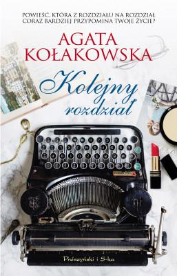 okładka Kolejny rozdział, Ebook | Agata Kołakowska