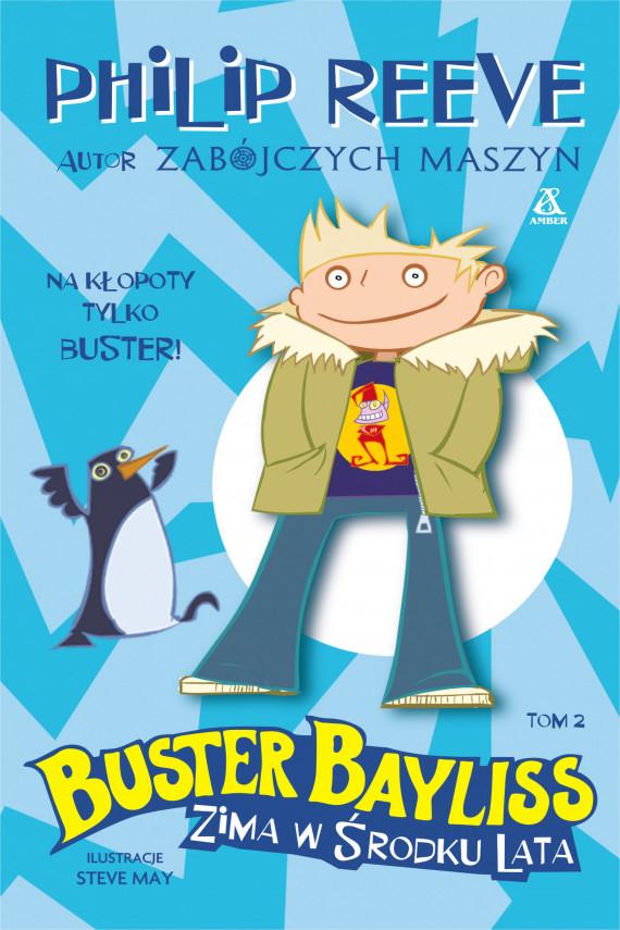 okładka Zima w środku lataebook | EPUB, MOBI | Ewa Spirydowicz, Philip Reeve