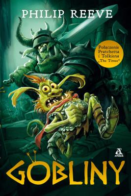 okładka Gobliny, Ebook | Reeve Philip