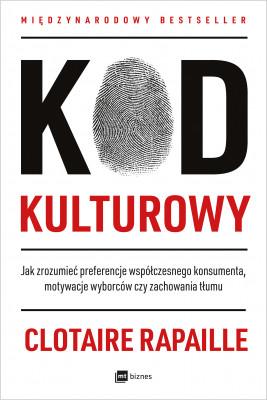 okładka Kod kulturowy, Ebook | Clotaire Rapaille
