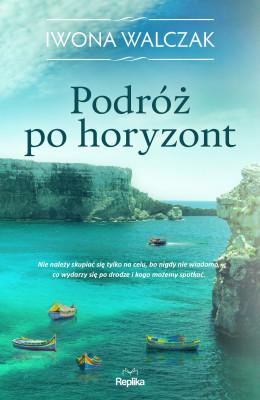 okładka Podróż po horyzont, Ebook   Iwona Walczak