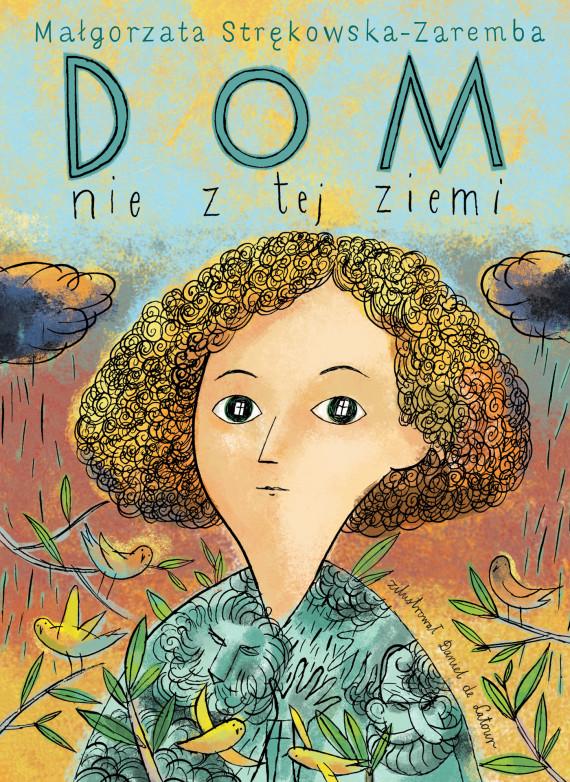 okładka Dom nie z tej ziemiebook | EPUB, MOBI | Małgorzata Strękowska-Zaremba, Daniel de Latour