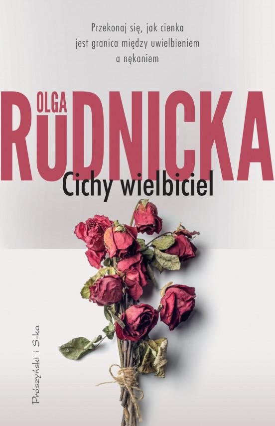 okładka Cichy wielbicielebook | EPUB, MOBI | Olga Rudnicka