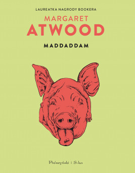 okładka MaddAddam, Ebook | Margaret Atwood