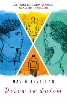 okładka Dzień za dniem, Ebook | David Levithan
