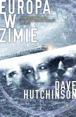 okładka Europa w zimie, Ebook | Dave Hutchinson