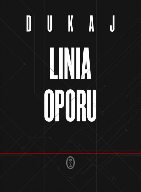 okładka Linia oporuebook | EPUB, MOBI | Jacek Dukaj