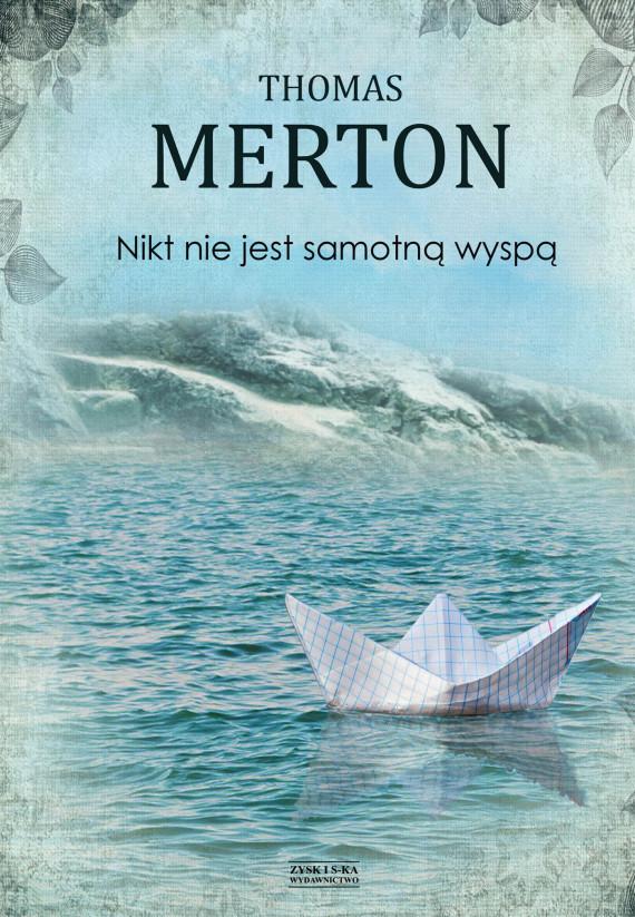 okładka Nikt nie jest samotną wyspąebook | EPUB, MOBI | Thomas Merton