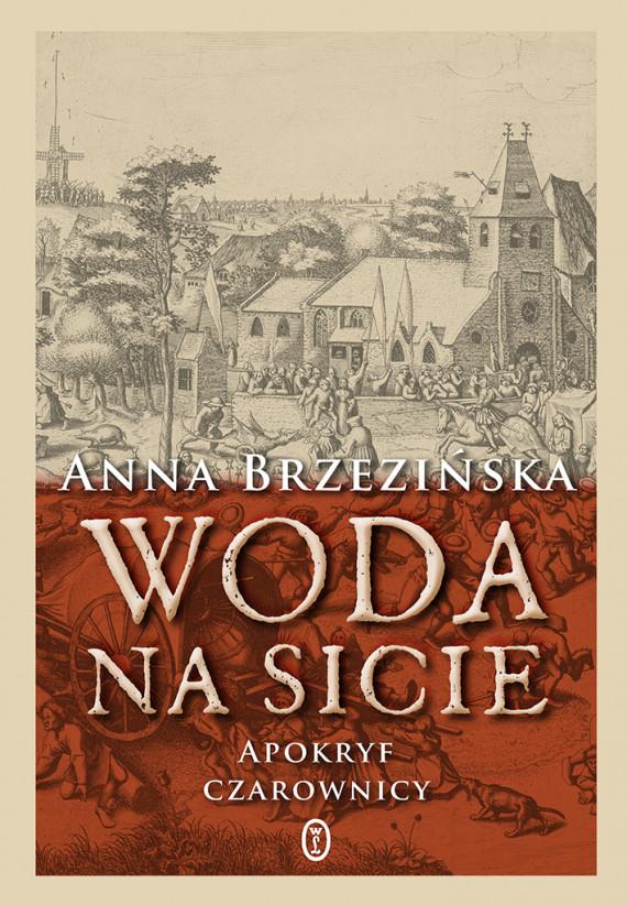 okładka Woda na sicieebook | EPUB, MOBI | Anna Brzezińska