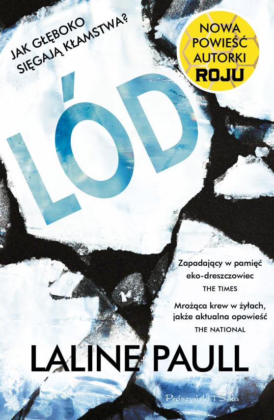 okładka Lódebook | EPUB, MOBI | Laline Paull