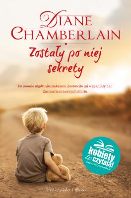 okładka Zostały po niej sekrety, Ebook | Diane Chamberlain
