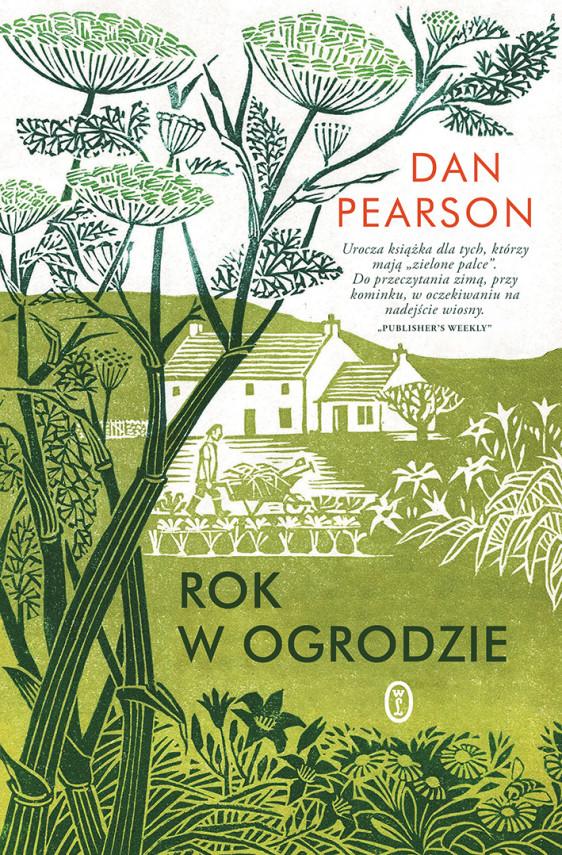 okładka Rok w ogrodzieebook | EPUB, MOBI | Witold Biliński, Dan Pearson