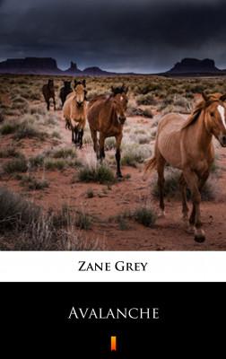 okładka Avalanche, Ebook | Zane Grey