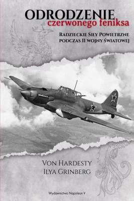 okładka Odrodzenie Czerwonego Feniksa., Ebook | Von Hardesty, Ilya Grinberg