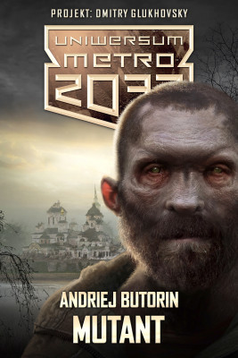 okładka Mutant, Ebook | Andriej  Butorin