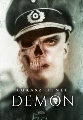 okładka Demon, Ebook | Łukasz Henel