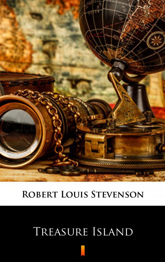 okładka Treasure Islandebook   EPUB, MOBI   Robert Louis Stevenson