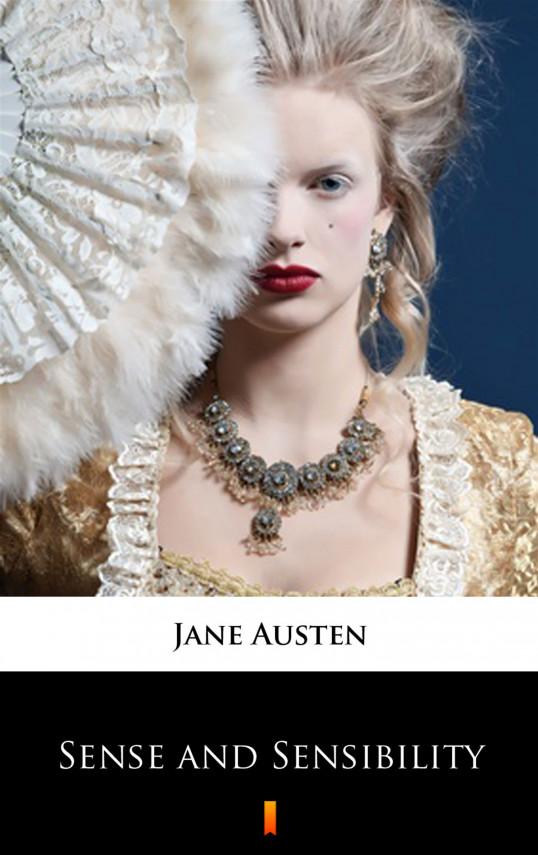 okładka Sense and Sensibilityebook | EPUB, MOBI | Jane Austen