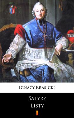 okładka Satyry. Listy, Ebook | Ignacy Krasicki