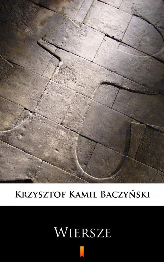 okładka Wiersze. Wybórebook   EPUB, MOBI   Krzysztof Kamil Baczyński