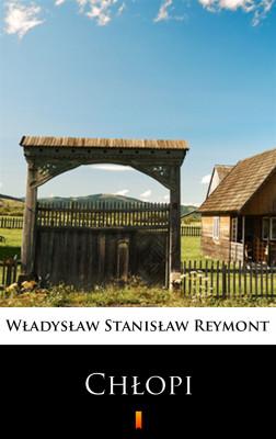 okładka Chłopi, Ebook | Władysław Stanisław Reymont