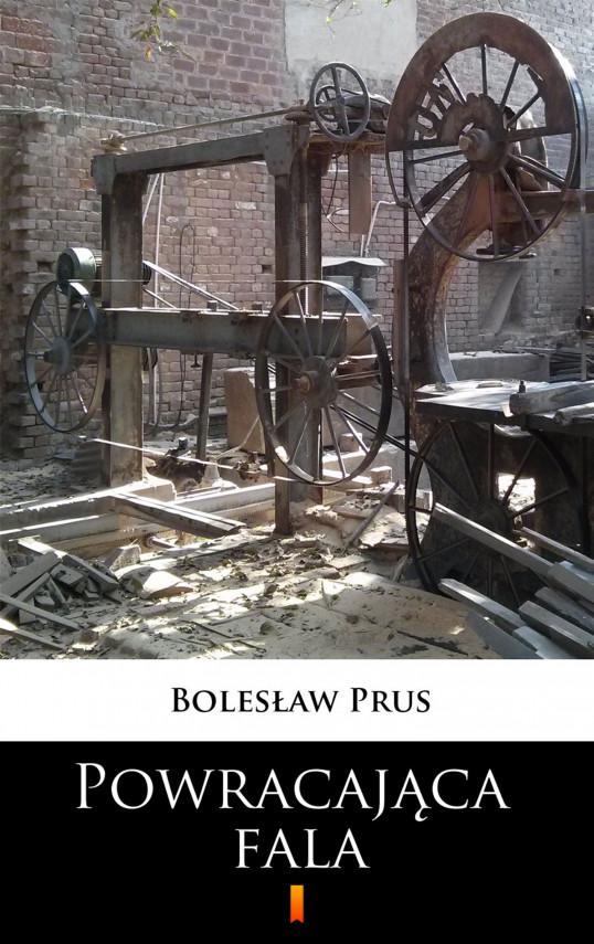 okładka Powracająca falaebook | EPUB, MOBI | Bolesław Prus