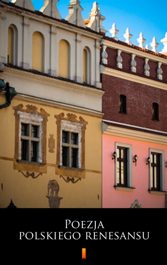okładka Poezja polskiego renesansuebook   EPUB, MOBI   autor zbiorowy