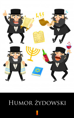 okładka Humor żydowski, Ebook | autor zbiorowy