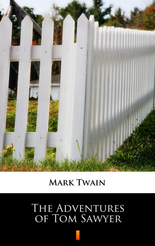 okładka The Adventures of Tom Sawyerebook | EPUB, MOBI | Mark Twain