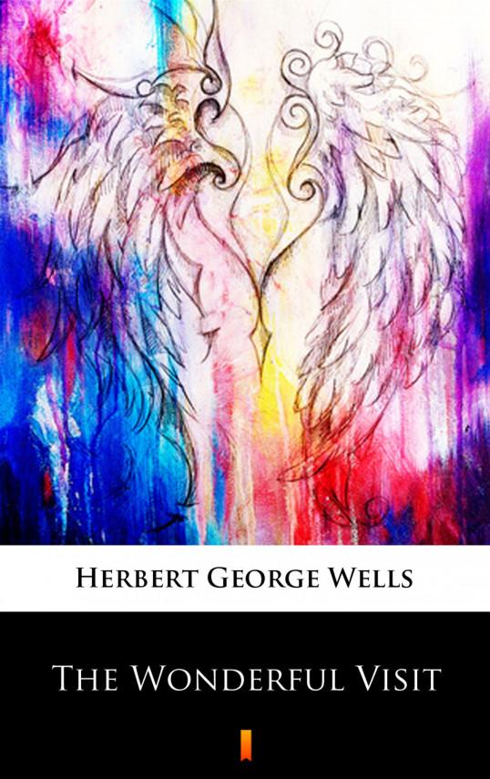 okładka The Wonderful Visitebook | EPUB, MOBI | Herbert George Wells