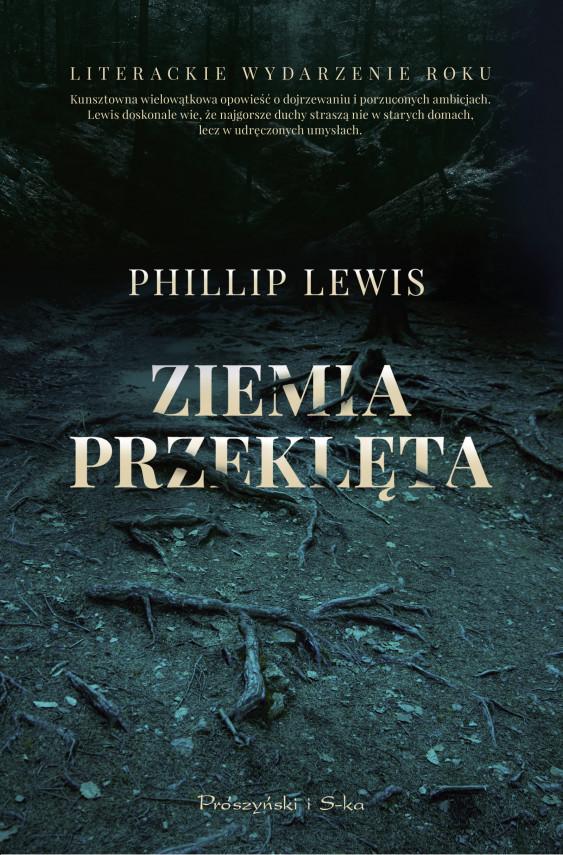 okładka Ziemia przeklętaebook | EPUB, MOBI | Philip Lewis
